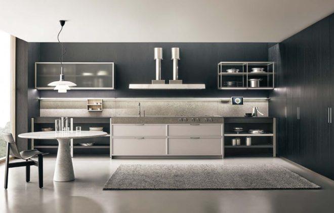 Soul A Linear Kitchen Line Form Ernestomeda Blog