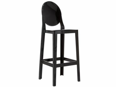 One More Bar Stool Black